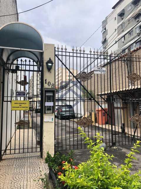 28 - Casa de Vila para alugar Rua Salvador Pires,Méier, Méier e Adjacências,Rio de Janeiro - R$ 1.300 - TJCS11012 - 29