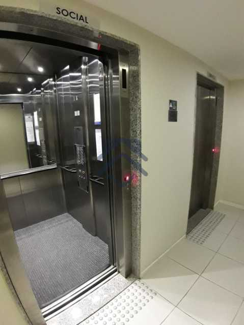 8 - Sala Comercial 20m² para alugar Tijuca, Rio de Janeiro - R$ 900 - TJSL24587 - 9