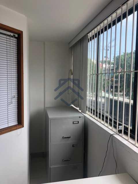12 - Loja 65m² para alugar Avenida Olegário Maciel,Barra da Tijuca, Barra e Adjacências,Rio de Janeiro - R$ 7.200 - TJLJ24589 - 13