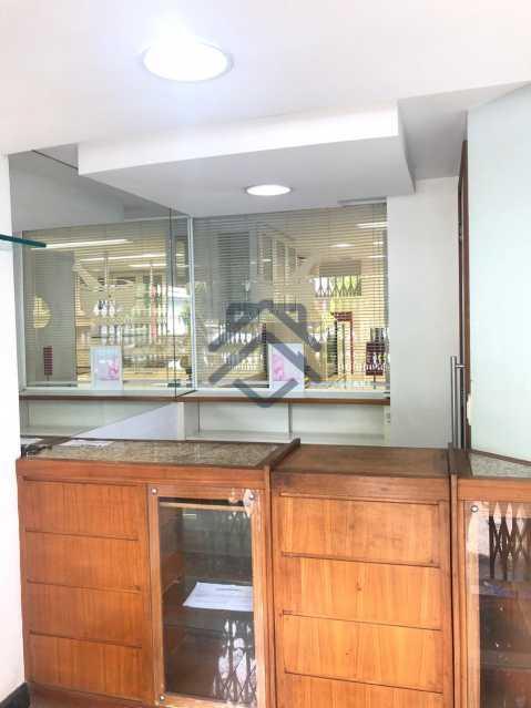 1 - Loja 65m² para alugar Avenida Olegário Maciel,Barra da Tijuca, Barra e Adjacências,Rio de Janeiro - R$ 7.200 - TJLJ24589 - 1