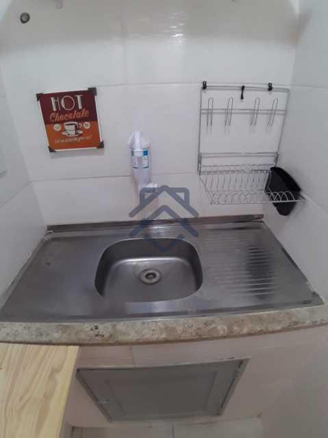 15 - Kitnet/Conjugado 23m² para alugar Tijuca, Rio de Janeiro - R$ 890 - TJAP25167 - 16