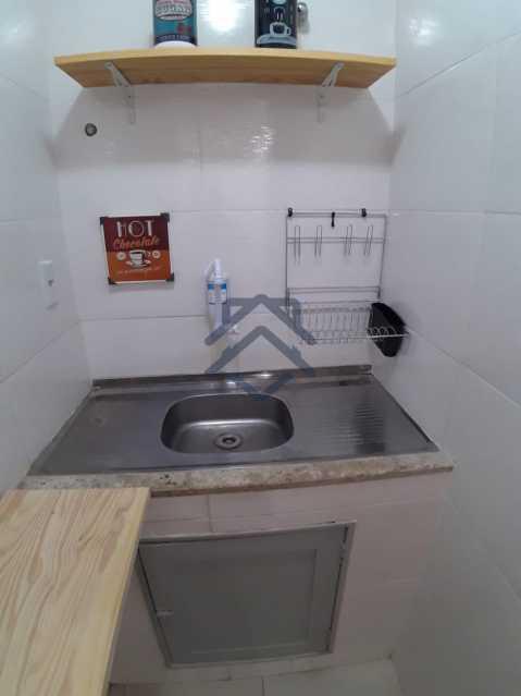 14 - Kitnet/Conjugado 23m² para alugar Tijuca, Rio de Janeiro - R$ 890 - TJAP25167 - 15