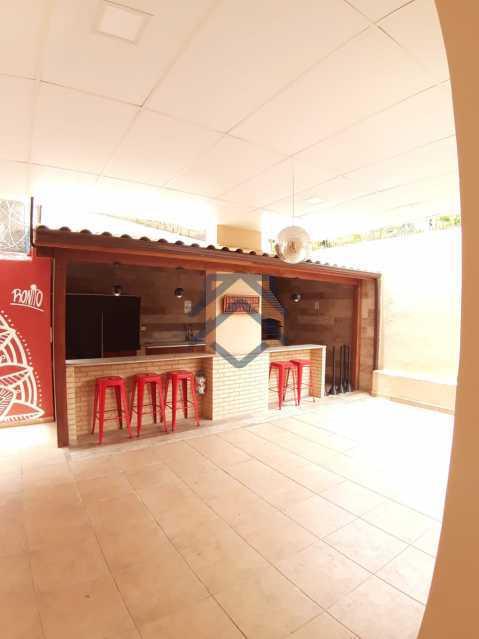 22 - Kitnet/Conjugado 23m² para alugar Tijuca, Rio de Janeiro - R$ 890 - TJAP25167 - 23