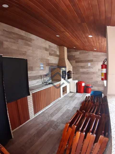 24 - Kitnet/Conjugado 23m² para alugar Tijuca, Rio de Janeiro - R$ 890 - TJAP25167 - 25