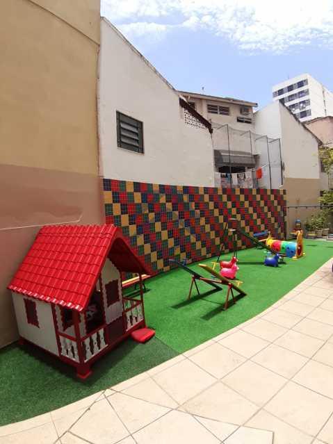 26 - Kitnet/Conjugado 23m² para alugar Tijuca, Rio de Janeiro - R$ 890 - TJAP25167 - 27