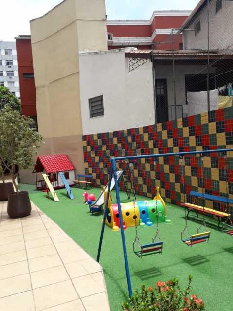 27 - Kitnet/Conjugado 23m² para alugar Tijuca, Rio de Janeiro - R$ 890 - TJAP25167 - 28