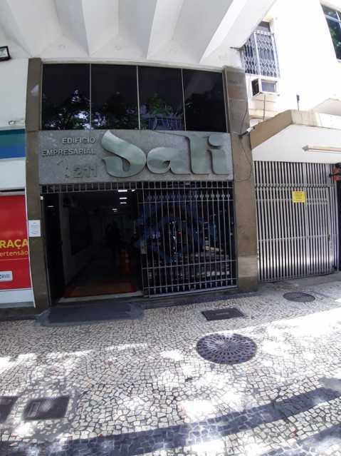 3 - Sala Comercial 27m² para alugar Tijuca, Rio de Janeiro - R$ 1.000 - TJSL25274 - 4