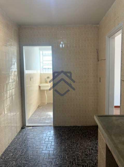 6 - Apartamento para alugar Rua Adriano,Todos os Santos, Méier e Adjacências,Rio de Janeiro - R$ 980 - 6887 - 7