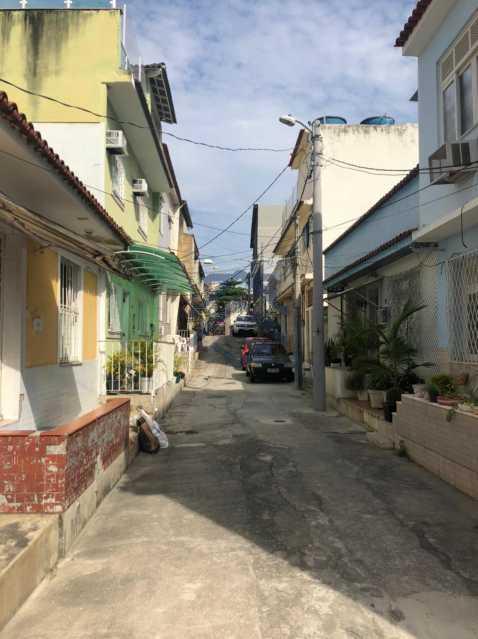 20 - Apartamento para alugar Rua Adriano,Todos os Santos, Méier e Adjacências,Rio de Janeiro - R$ 980 - 6887 - 21