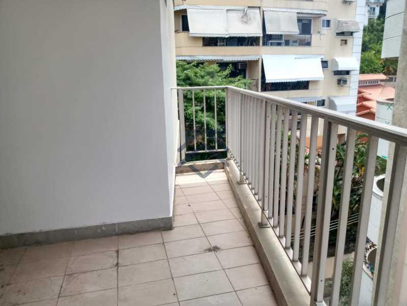 4 - Apartamento à venda Rua Belisário Távora,Laranjeiras, Zona Sul,Rio de Janeiro - R$ 875.000 - TJAP225904 - 5