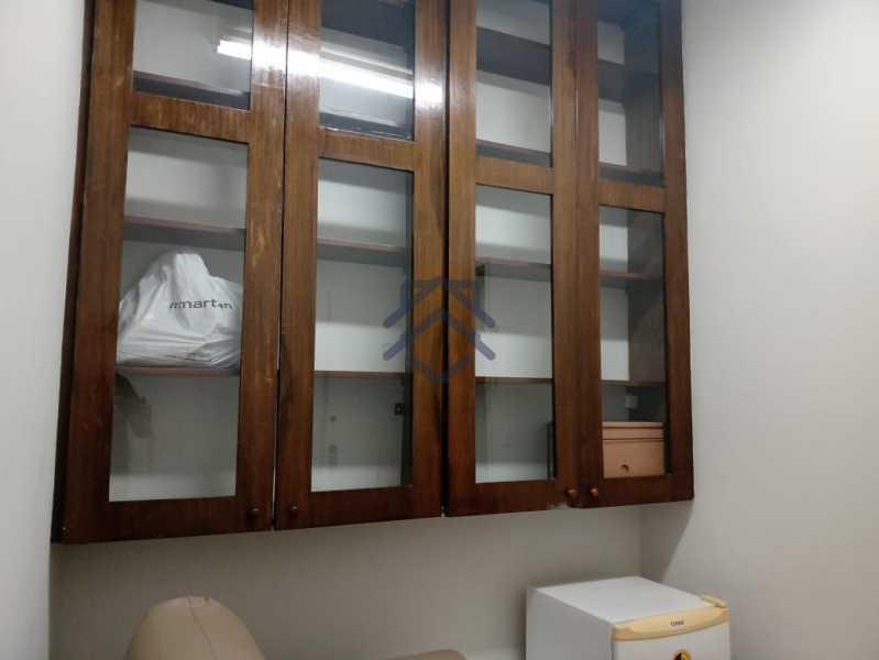 9 - Sala Comercial 33m² à venda Centro, Rio de Janeiro - R$ 165.000 - TJSL26045 - 10
