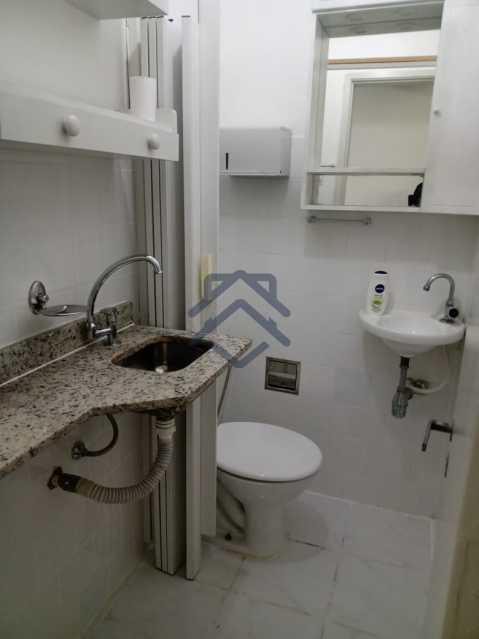 24 - Sala Comercial 33m² à venda Centro, Rio de Janeiro - R$ 165.000 - TJSL26045 - 25
