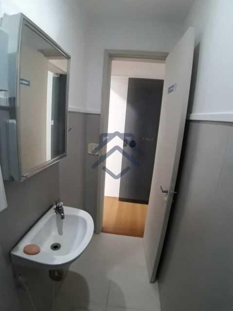 9 - Sala Comercial 35m² para alugar Centro, Rio de Janeiro - R$ 650 - TJSL26156 - 10