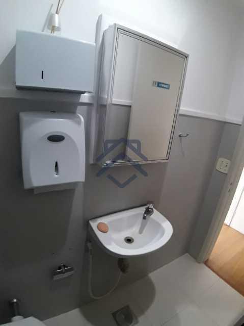 8 - Sala Comercial 35m² para alugar Centro, Rio de Janeiro - R$ 650 - TJSL26156 - 9