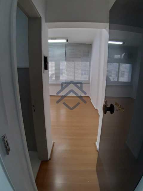 5 - Sala Comercial 35m² para alugar Centro, Rio de Janeiro - R$ 650 - TJSL26156 - 6