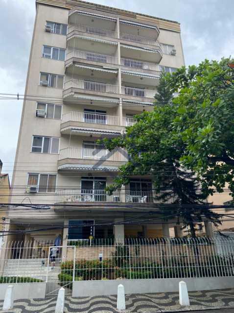 1 - Apartamento para alugar Rua Ferreira de Andrade,Cachambi, Méier e Adjacências,Rio de Janeiro - R$ 1.400 - 223 - 1