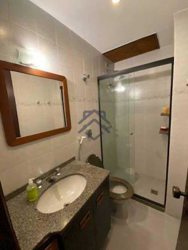 7 - Apartamento à venda Rua General Dionísio,Humaitá, Zona Sul,Rio de Janeiro - R$ 1.350.000 - MEAP25478 - 8