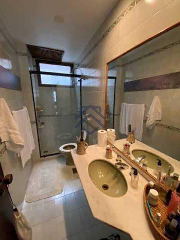 8 - Apartamento à venda Rua General Dionísio,Humaitá, Zona Sul,Rio de Janeiro - R$ 1.350.000 - MEAP25478 - 9