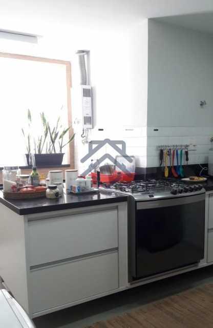 10 - Apartamento à venda Rua General Dionísio,Humaitá, Zona Sul,Rio de Janeiro - R$ 1.350.000 - MEAP25478 - 11
