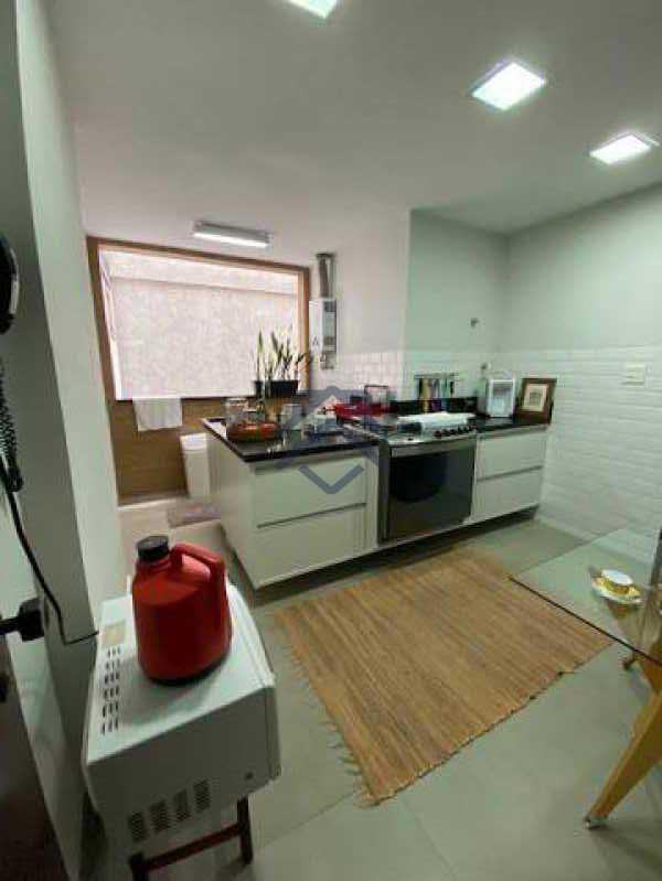 9 - Apartamento à venda Rua General Dionísio,Humaitá, Zona Sul,Rio de Janeiro - R$ 1.350.000 - MEAP25478 - 10