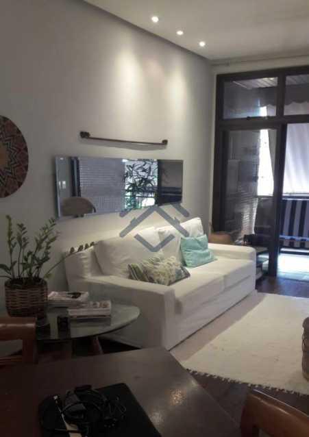 2 - Apartamento à venda Rua General Dionísio,Humaitá, Zona Sul,Rio de Janeiro - R$ 1.350.000 - MEAP25478 - 3