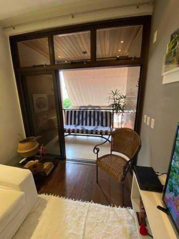4 - Apartamento à venda Rua General Dionísio,Humaitá, Zona Sul,Rio de Janeiro - R$ 1.350.000 - MEAP25478 - 5