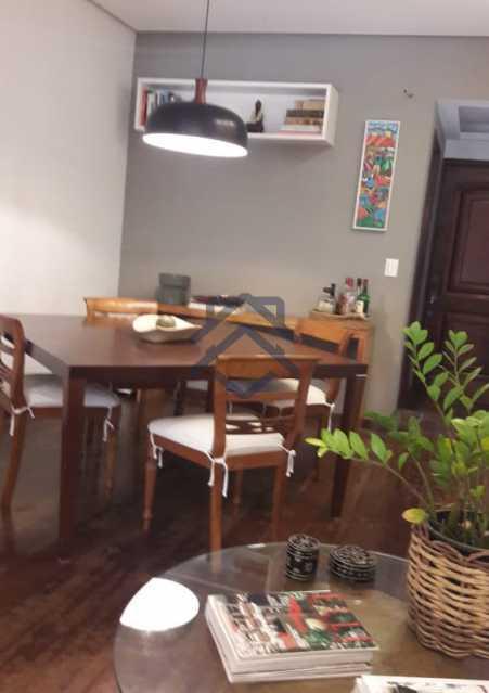 6 - Apartamento à venda Rua General Dionísio,Humaitá, Zona Sul,Rio de Janeiro - R$ 1.350.000 - MEAP25478 - 7
