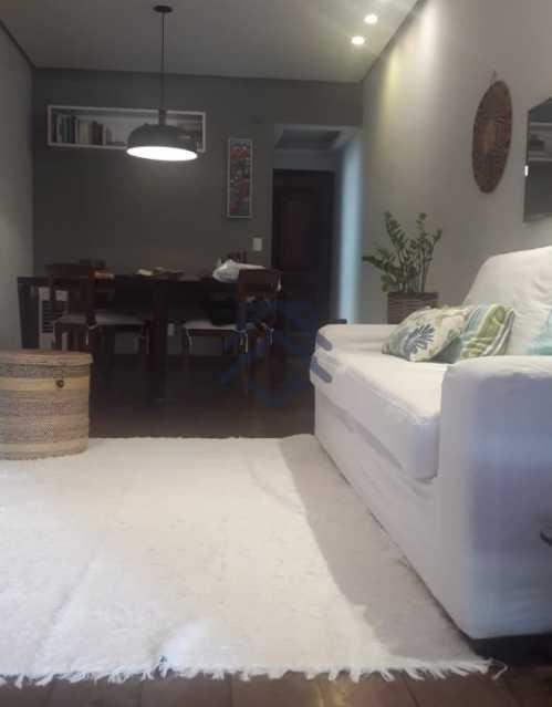 3 - Apartamento à venda Rua General Dionísio,Humaitá, Zona Sul,Rio de Janeiro - R$ 1.350.000 - MEAP25478 - 4