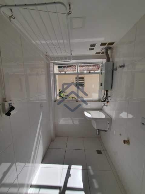 20210303_094334 - Apartamento 2 quartos à venda Tijuca, Rio de Janeiro - R$ 460.000 - T1041 - 28