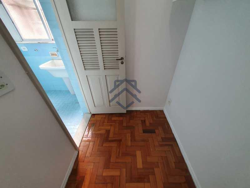 20210301_145324 - Excelente Apartamento 01 Quarto Tijuca - T627 - 28