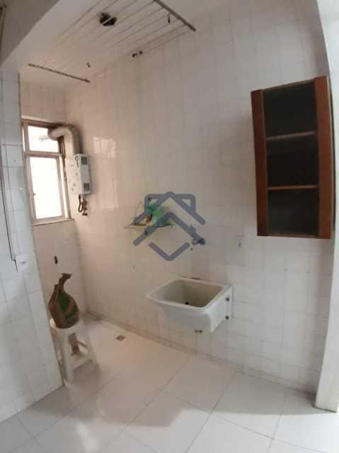 16 - Apartamento à venda Rua Almirante Cochrane,Tijuca, Rio de Janeiro - R$ 360.000 - TJAP23561 - 17