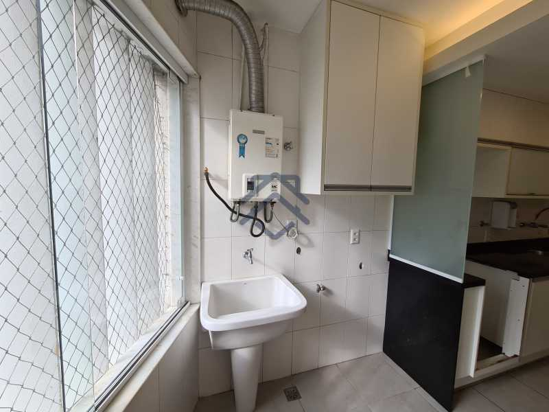 19 - Excelente Apartamento á Venda na Lagoa - MEAP226664 - 20