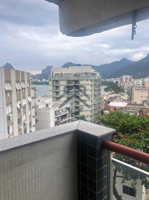 25 - Excelente Apartamento á Venda na Lagoa - MEAP226664 - 26