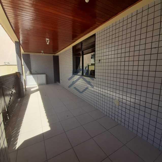 21 - Casa em Condomínio para alugar Avenida Lúcio Costa,Barra da Tijuca, Barra e Adjacências,Rio de Janeiro - R$ 4.700 - MECS4568 - 22