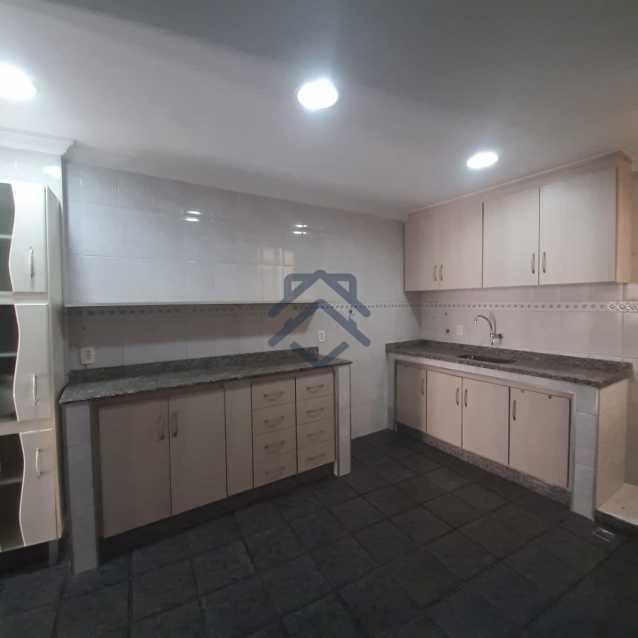 14 - Casa em Condomínio para alugar Avenida Lúcio Costa,Barra da Tijuca, Barra e Adjacências,Rio de Janeiro - R$ 4.700 - MECS4568 - 15