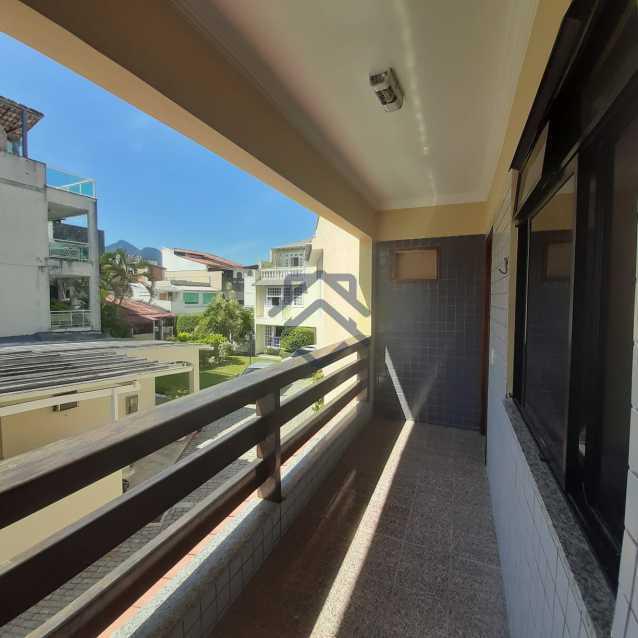 1 - Casa em Condomínio para alugar Avenida Lúcio Costa,Barra da Tijuca, Barra e Adjacências,Rio de Janeiro - R$ 4.700 - MECS4568 - 1