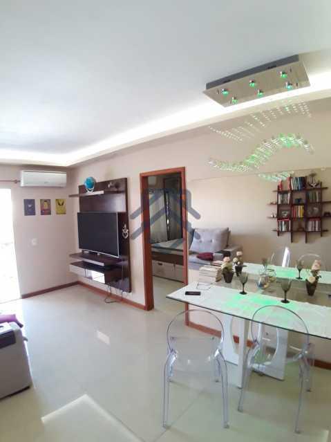 2 - Apartamento 1 quarto à venda Cachambi, Méier e Adjacências,Rio de Janeiro - R$ 285.000 - TJAP126790 - 3