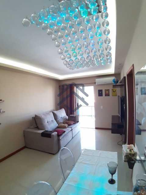 1 - Apartamento 1 quarto à venda Cachambi, Méier e Adjacências,Rio de Janeiro - R$ 285.000 - TJAP126790 - 1