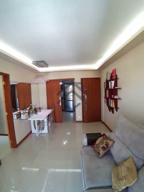 5 - Apartamento 1 quarto à venda Cachambi, Méier e Adjacências,Rio de Janeiro - R$ 285.000 - TJAP126790 - 6