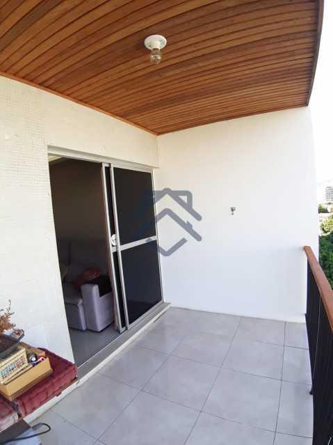 7 - Apartamento 1 quarto à venda Cachambi, Méier e Adjacências,Rio de Janeiro - R$ 285.000 - TJAP126790 - 8