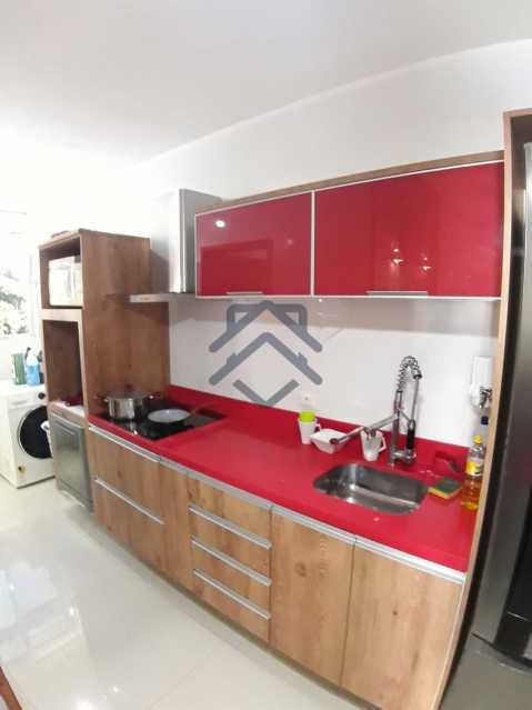 17 - Apartamento 1 quarto à venda Cachambi, Méier e Adjacências,Rio de Janeiro - R$ 285.000 - TJAP126790 - 18