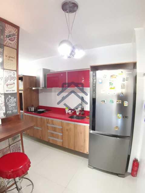 15 - Apartamento 1 quarto à venda Cachambi, Méier e Adjacências,Rio de Janeiro - R$ 285.000 - TJAP126790 - 16