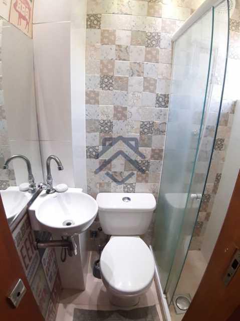 23 - Apartamento 1 quarto à venda Cachambi, Méier e Adjacências,Rio de Janeiro - R$ 285.000 - TJAP126790 - 24