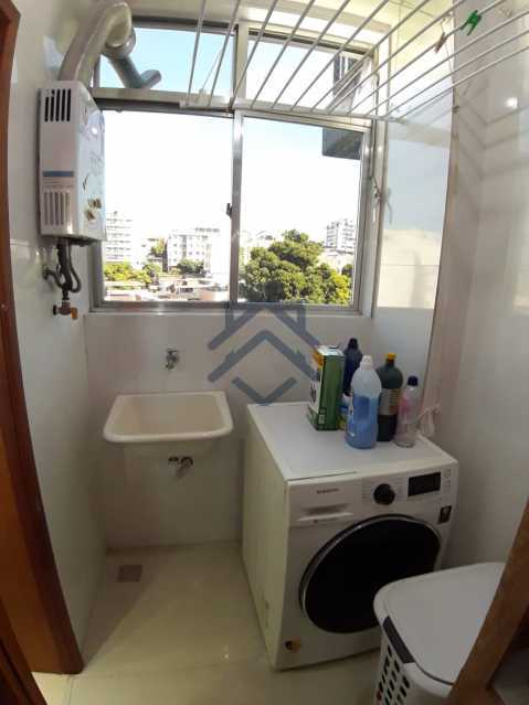 26 - Apartamento 1 quarto à venda Cachambi, Méier e Adjacências,Rio de Janeiro - R$ 285.000 - TJAP126790 - 27