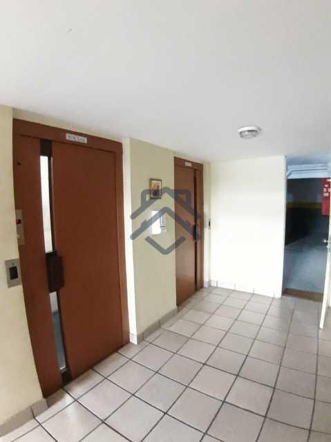 28 - Apartamento 1 quarto à venda Cachambi, Méier e Adjacências,Rio de Janeiro - R$ 285.000 - TJAP126790 - 29