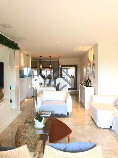 1 - Apartamento 3 Quartos á Venda Barra da Tijuca - MEAP36678 - 1