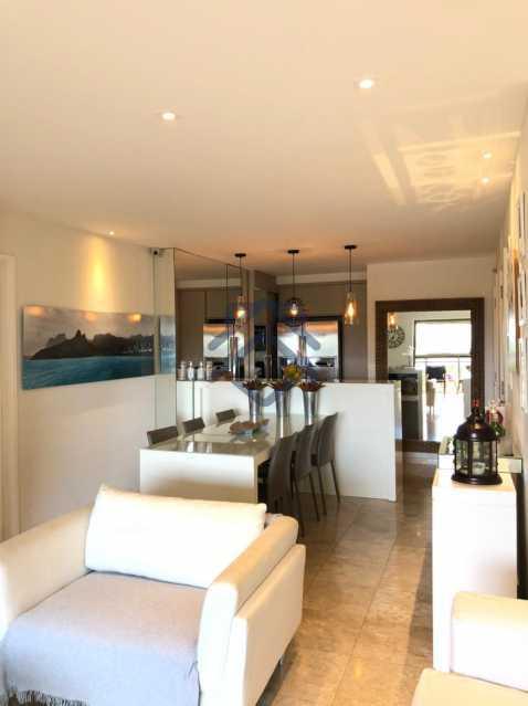 4 - Apartamento 3 Quartos á Venda Barra da Tijuca - MEAP36678 - 5