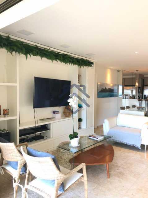 5 - Apartamento 3 Quartos á Venda Barra da Tijuca - MEAP36678 - 6