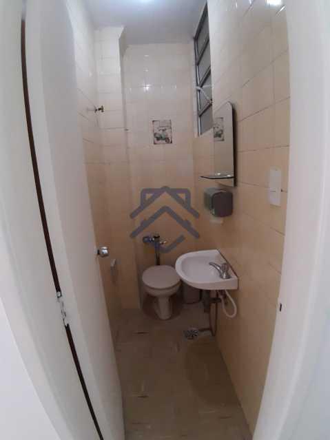 8 - Sala Comercial 32m² para alugar Centro, Rio de Janeiro - R$ 750 - TJSL269601 - 9