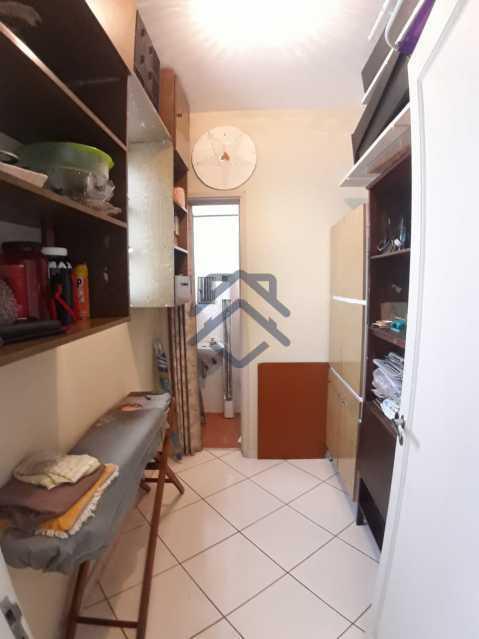 22 - Apartamento 2 quartos para venda e aluguel Grajaú, Rio de Janeiro - R$ 1.800 - TJAP226967 - 23
